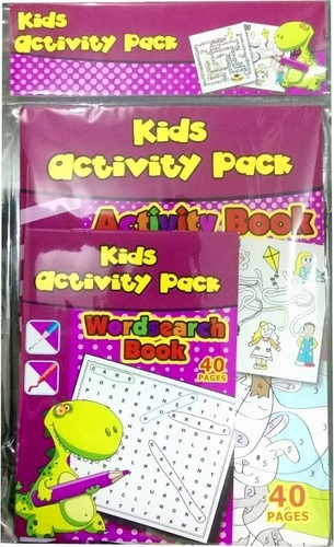 A4 Activity Pack