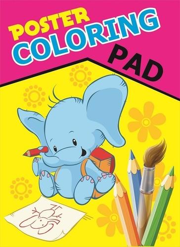 A4 Colouring Pad 50 Sheets