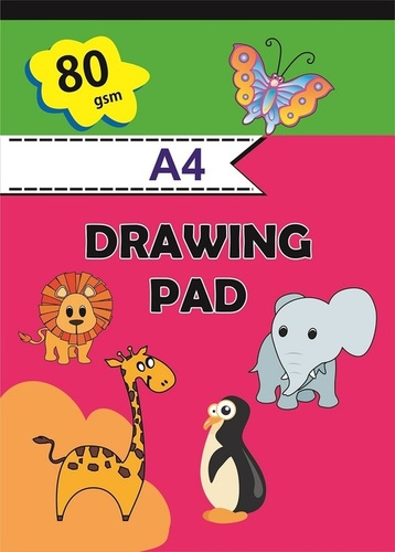 A4 Drawing Pad