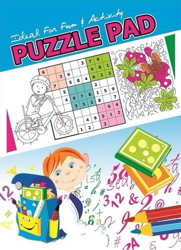 A4 Puzzle Pad 48 Sheets