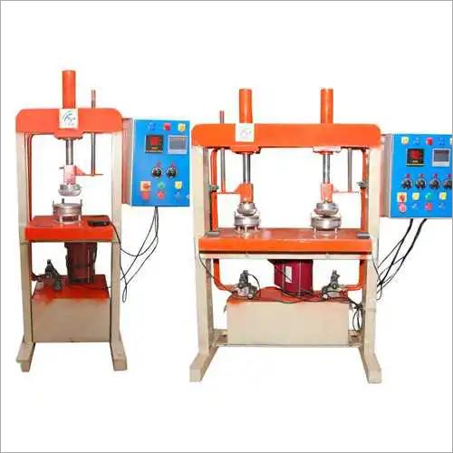 Automatic Single Die Paper Dona Making Machine