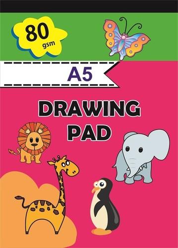 A5 Drawing Pad