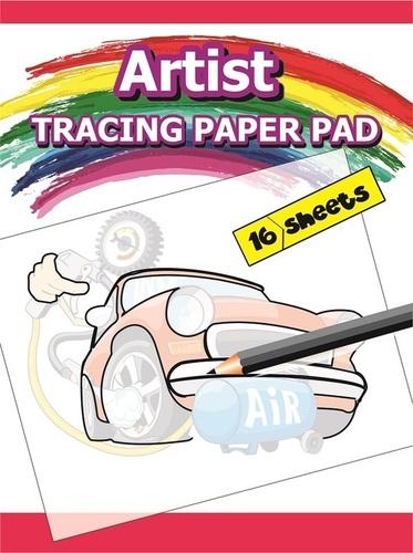 Tracing Paper Pad 16 Sheets