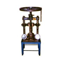Manual Hand Press Dona Plate Machine