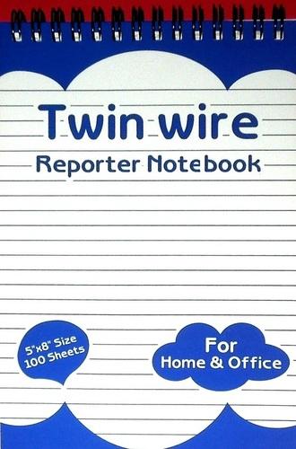 Shorthand Notepad Twinwiro 100 Sheets