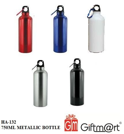 METALLIC BOTTLE 750ML