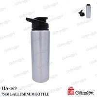 ALLUMINUM BOTTLE 750ML