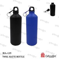 Matte finish Sipper Bottle