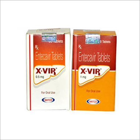 X-Vir Entecavir Tablet