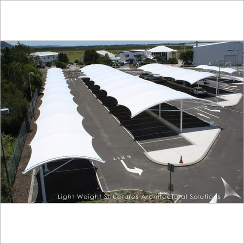 Parking Area Tensile Structure