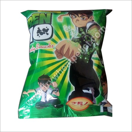 Ben 10 Tasty Snacks