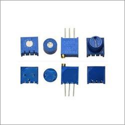 Trimpots Capacitors