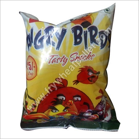 Angry Birds Tasty Snacks
