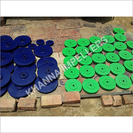 SS Water Pump Impellers