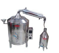 Herbal Extraction- Distillation Plant