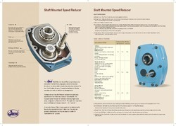Shaft Mounted Gear Unit