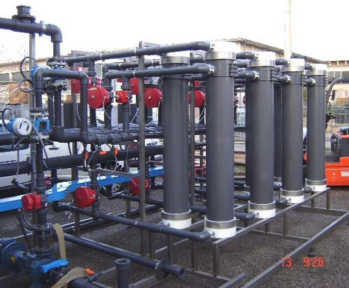 Hollow Fiber Ultrafiltration