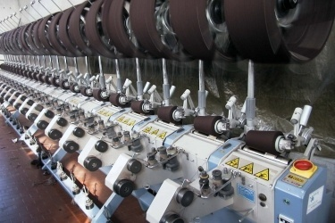 Industrial Used Textiles Machine