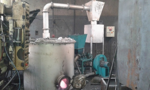 Crucible Melting Furnaces