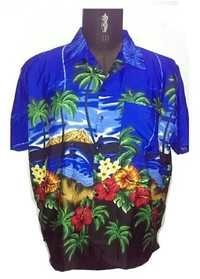 Polyester Beachwear Shirt