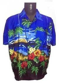 Polyester Beachwear Shirt
