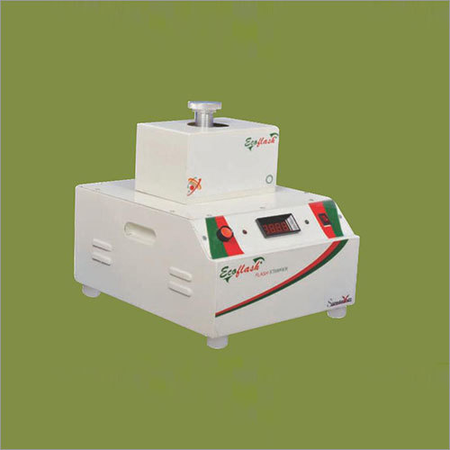 Eco Flash Stamp machine