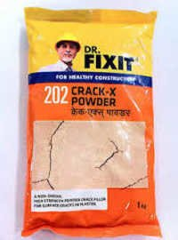 Dr. Fixit Crack X Powder