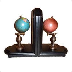 Globe Bookend