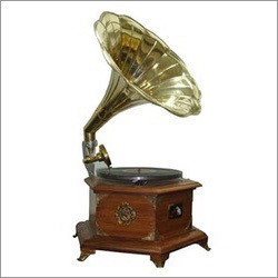 Working Gramophone Shiny