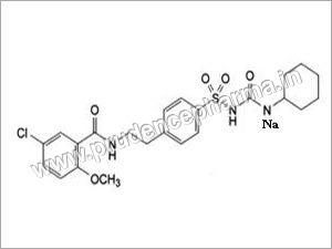 Sodium Salt Chic Salt Of Glibenclamide