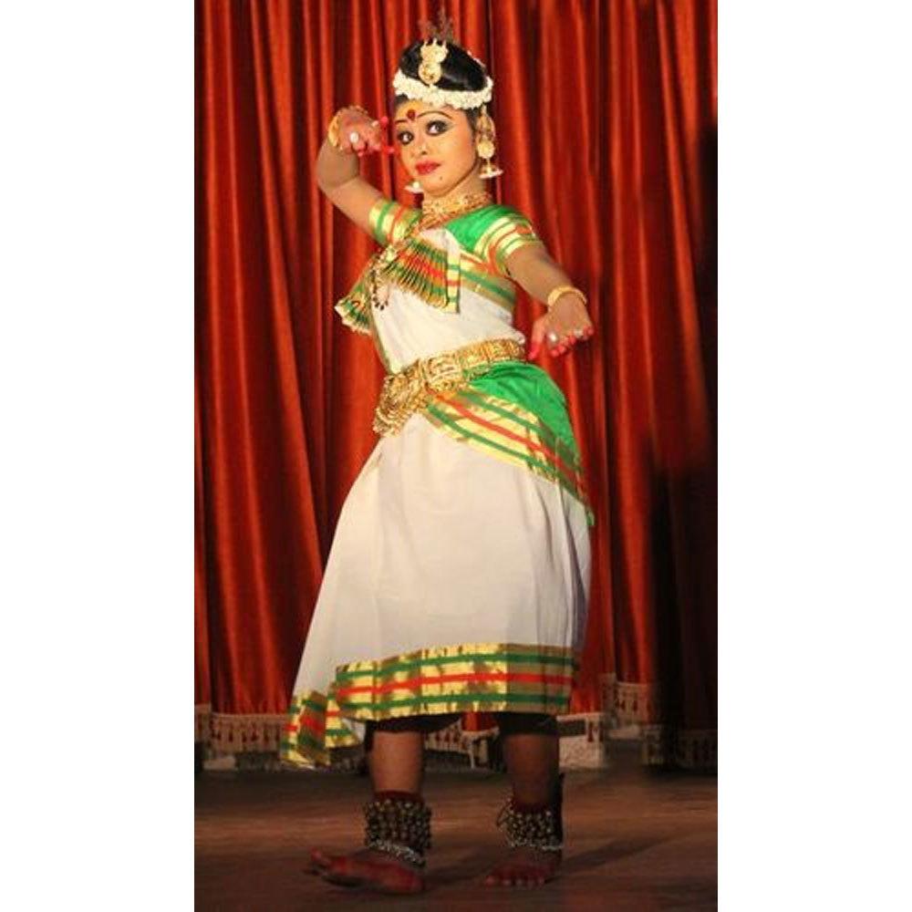 Kerala Natayam Costumes