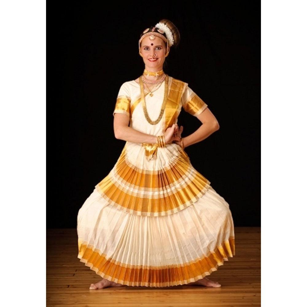 Mohiniattam Costumes