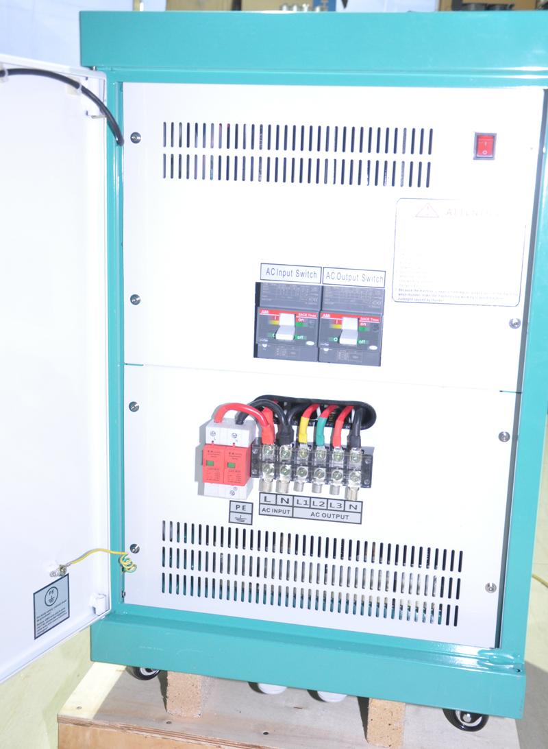 Three Phase 380V Power Phase Converter