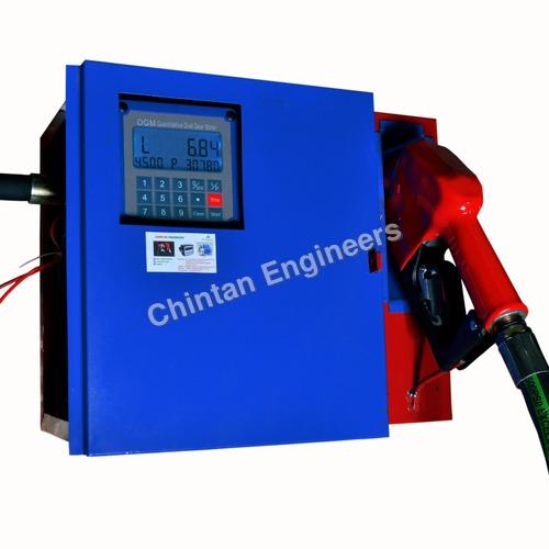Diesel Nozzle Flow Meter
