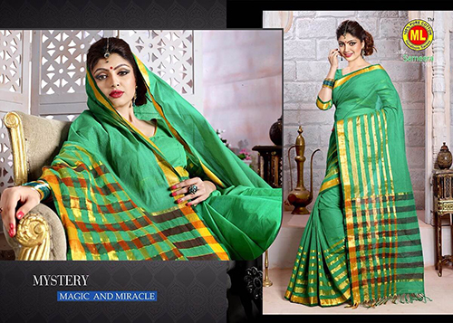Best Cotton Sarees