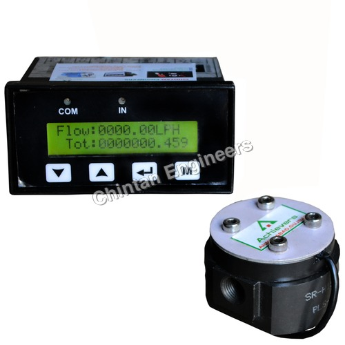 Truck Diesel Engine Flow Meter