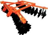 TANDEM HEAVY DUTY HYDRAULIC DISC HARROW