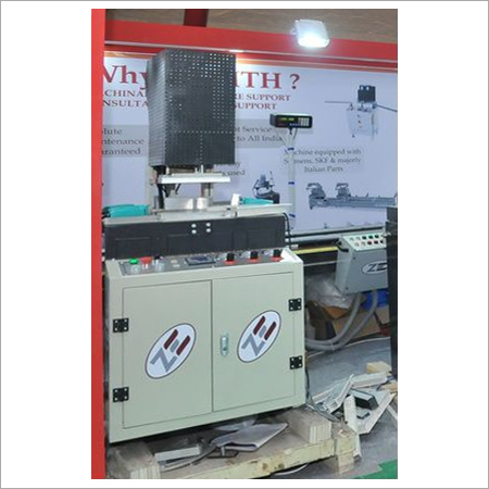 Single Head UPVC Welding Machine