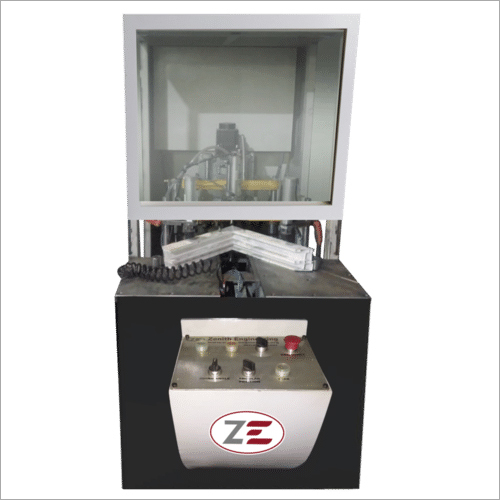CNC Corner Cleaning Machine