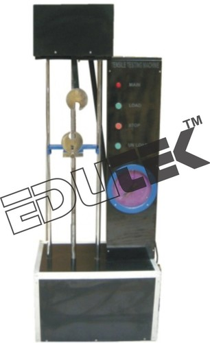 Tensile Test Machine Drainage