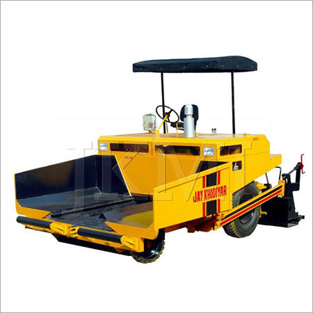 Automatic Paver Machine