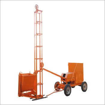 Concrete Lifting System
