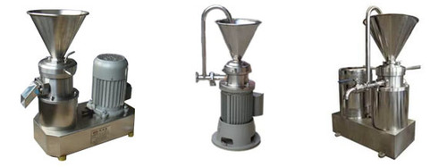 Peanut Paste Making Machine