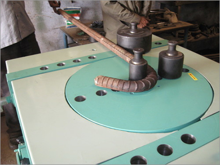 Bar Bending Machine