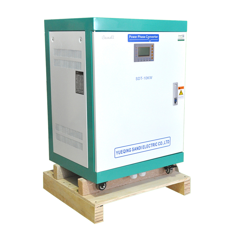 5KW AC/AC Single Phase 230V-3 Phase 380V Converter