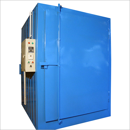 Powder Coating Oven Booths