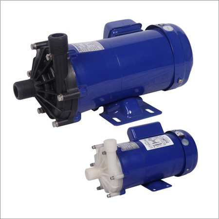 Magnetic Coupled Pumps