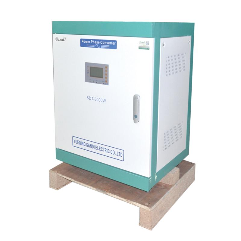 220V Single Phase to 380V 3 Phase Power Supply