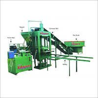 Automatic Fly Ash Bricks