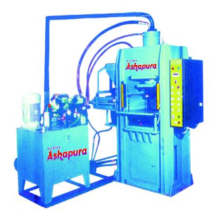 Fully Automatic Hydraulic Press
